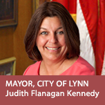Mayor Judith Flanagan Kennedy